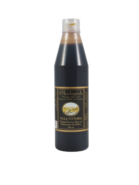 Økologisk glaze med balsamico eddike