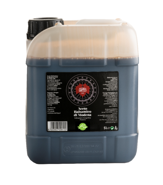 Økologisk balsamico eddike, 5 l