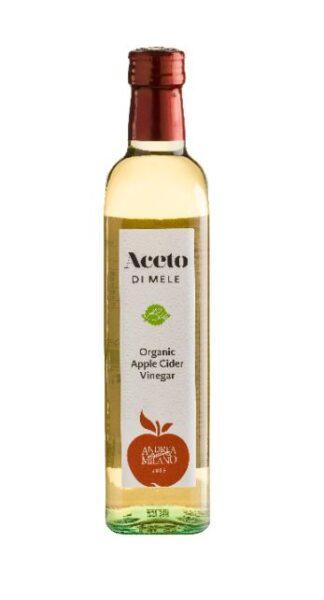 Økologisk æblecidereddike 5%, 0,5 l