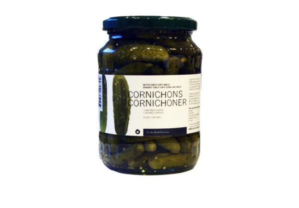 Cornichoner fine, count 150/300