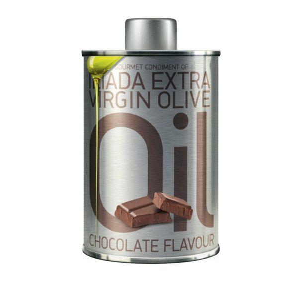 Ekstra jomfru olivenolie med chokolade