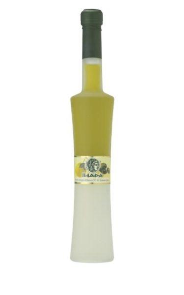 Ekstra jomfru olivenolie med citron