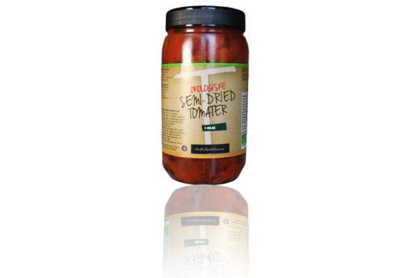 Økologiske semidried tomater