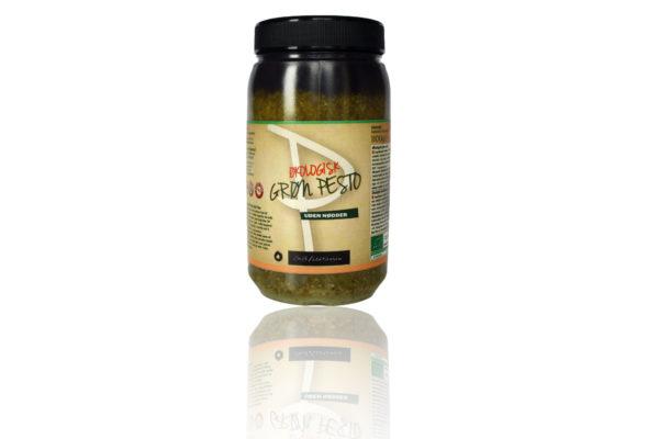 Økologisk grøn pesto u/nødder