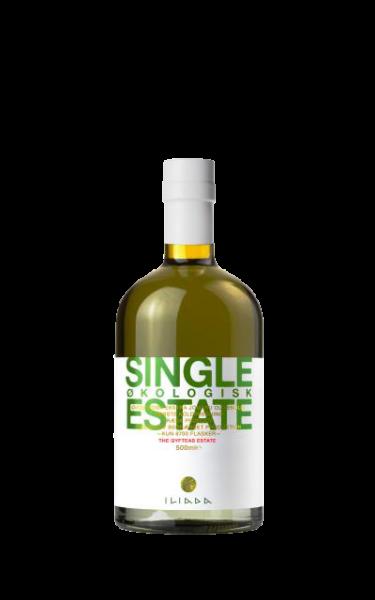 Økologisk Single Estate ekstra jomfru olivenolie