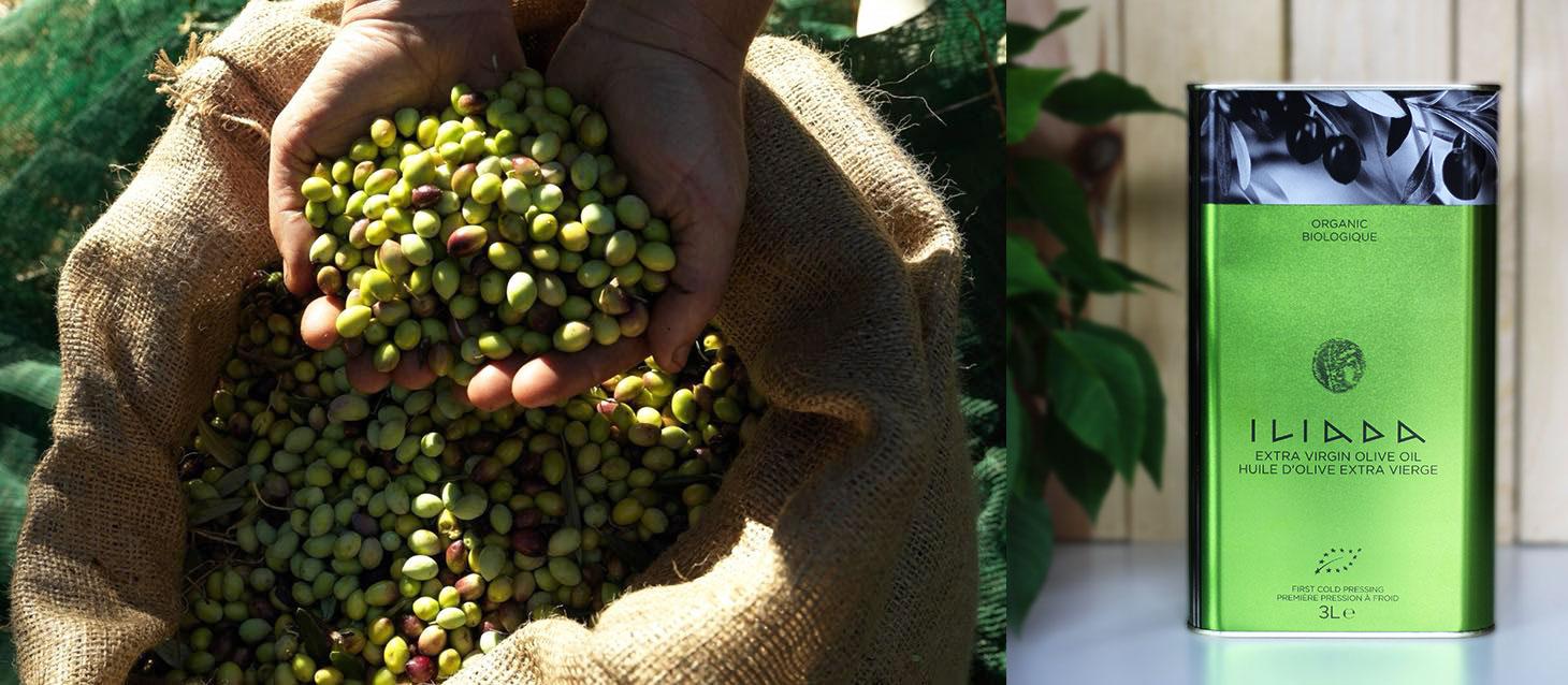 korrekt opbevaring af olivenolie Carl B. Feldthusen