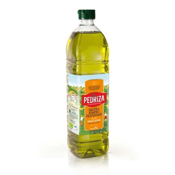 Økologisk ekstra jomfru olivenolie