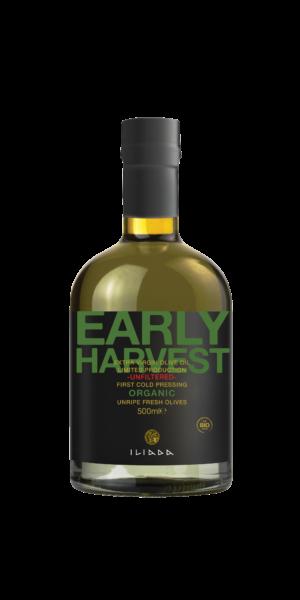 Økologisk Early Harvest ekstra jomfru olivenolie
